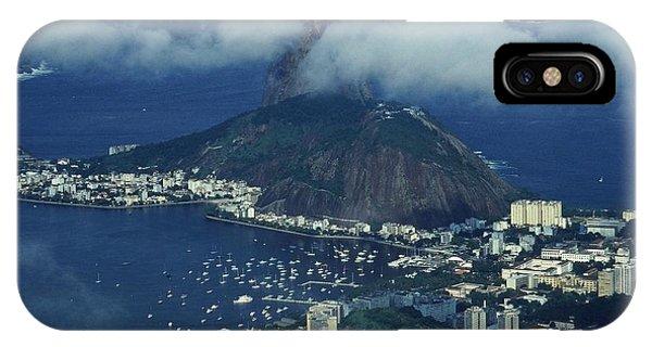 Pan De Azucar - Rio De Janeiro IPhone Case