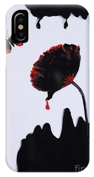 Pan Is Dead IPhone Case