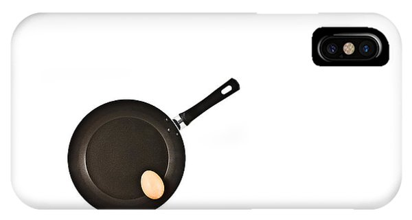 Pan With Egg IPhone Case