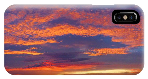 Pana 53rd Ave Sunrise IPhone Case