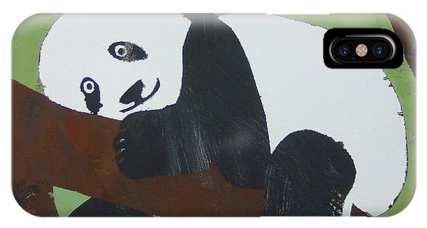 Panda Baby IPhone Case
