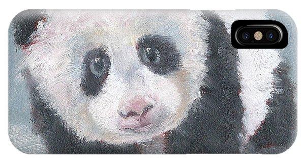 Panda For Panda IPhone Case