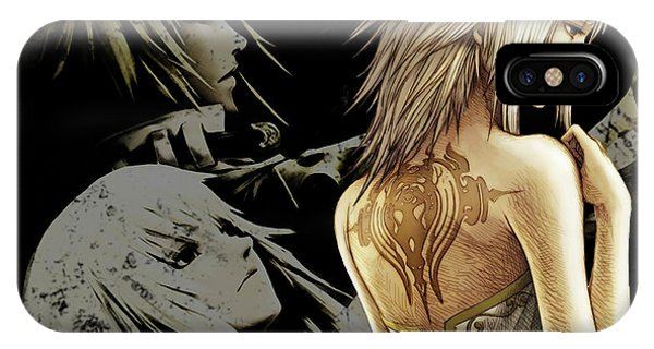 Design iPhone Case - Pandora's Tower by Maye Loeser