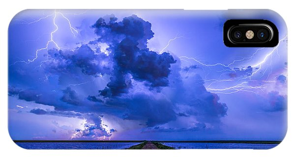 Panhandle Flood IPhone Case