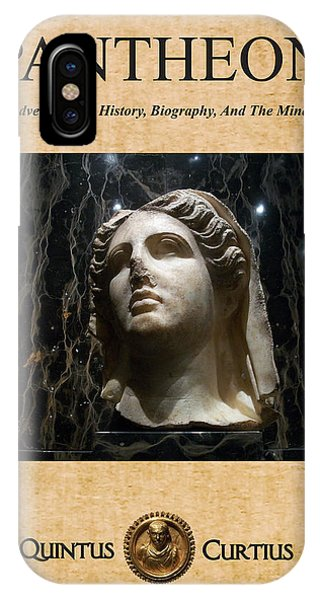 iPhone Case - Pantheon by Quintus Curtius