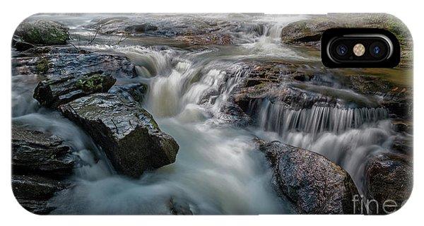 Panther Creek Upper Falls IPhone Case