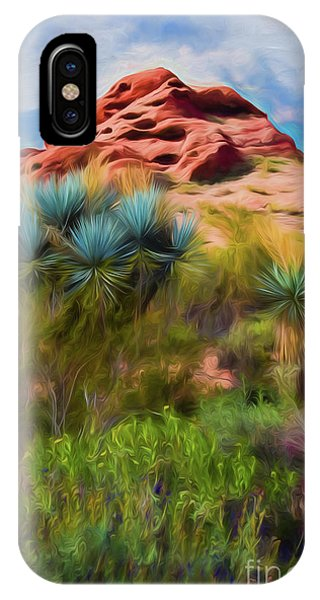Papago Dreams IPhone Case