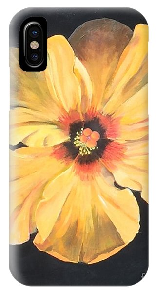 Paper Flower IPhone Case