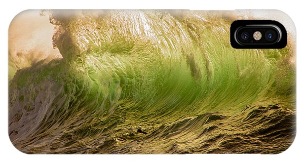 Papohaku Waves IPhone Case