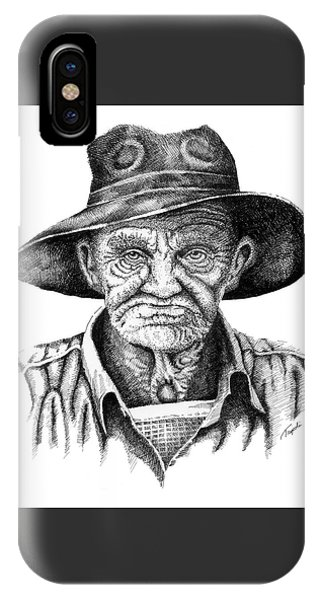 Pappy IPhone Case