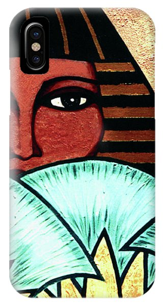 Papyrus Girl IPhone Case