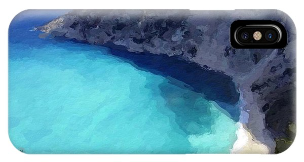 Paradise Cove IPhone Case