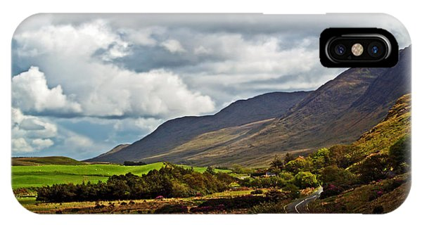 Paradise In Ireland IPhone Case