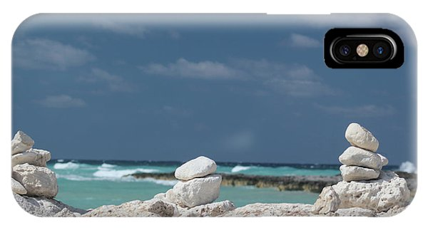 Paradise Island IPhone Case
