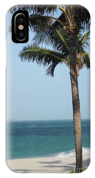 IPhone Case featuring the photograph Paradise by Wilko Van de Kamp