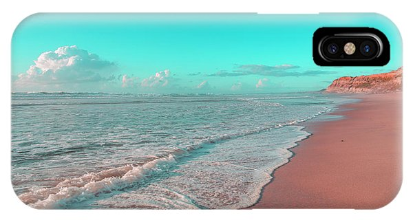 Paradisiac Beaches IPhone Case