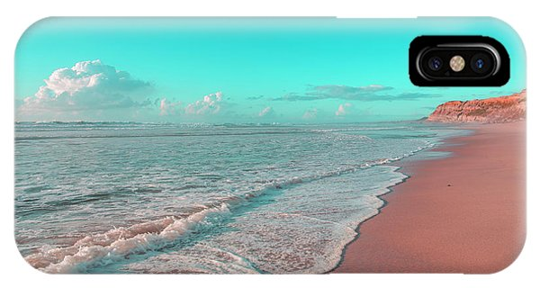 Paradisiac Beaches IPhone Case