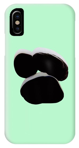 Paranormale Stones - Shadows IPhone Case