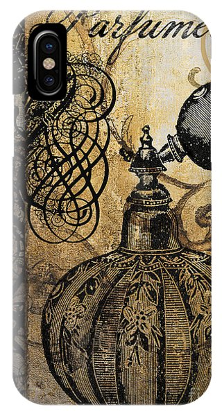 Perfume Bottles iPhone Case - Parfumerie II by Mindy Sommers