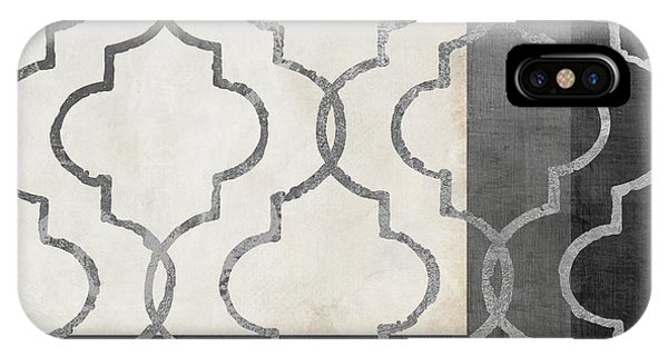 Silver And Gold iPhone Case - Paris Apartment I by Mindy Sommers