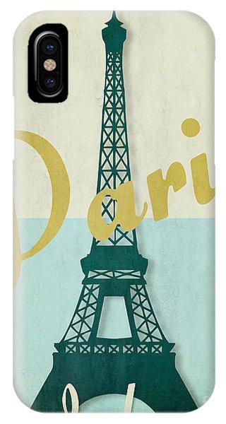 Paris iPhone Case - Paris City Of Light by Mindy Sommers