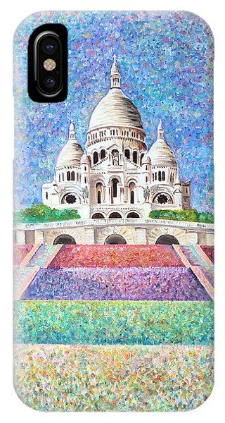 Paris Monument IPhone Case