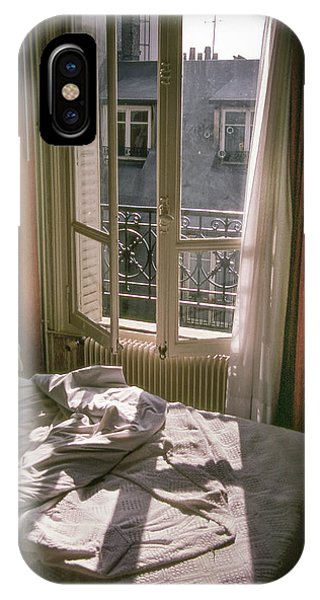 Paris Morning IPhone Case