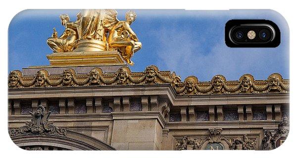 Paris Opera - Harmony IPhone Case