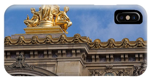 Paris Opera - Harmony IPhone Case