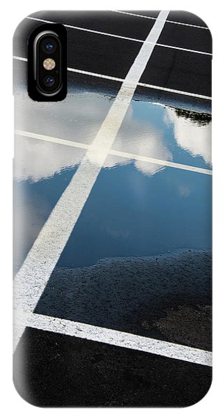 Parking Spaces For Clouds IPhone Case
