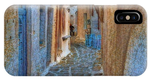 Paros Beauty Island Greece  IPhone Case