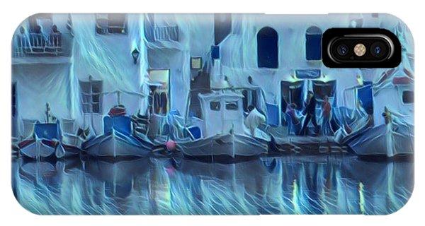 Paros Island Beauty Greece IPhone Case