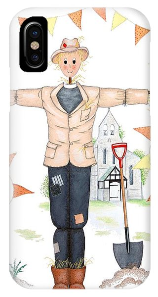 Parson Scarecrow IPhone Case