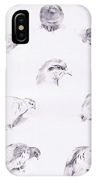 Partridges IPhone Case