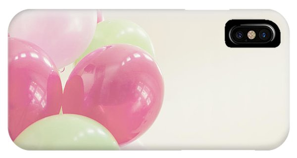 Party Balloons IPhone Case