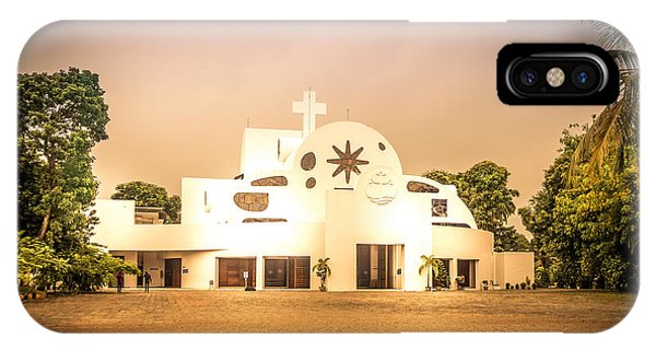 Kerala iPhone Case - Parumala Church, Kerala, India  by Art Spectrum