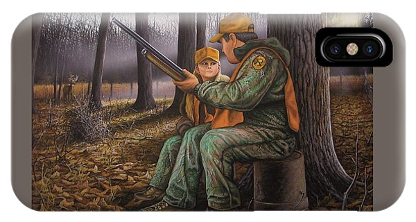 Pass It On - Hunting IPhone Case