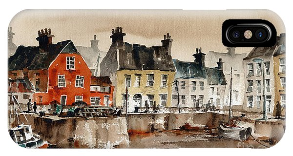 Passage East Harbour, Waterford IPhone Case