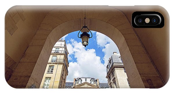 Passage Verite - Paris, France IPhone Case