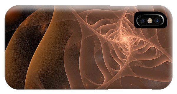 IPhone Case featuring the digital art Passages by Sandra Bauser Digital Art