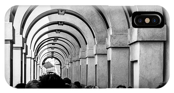 Passageway At The Arno IPhone Case
