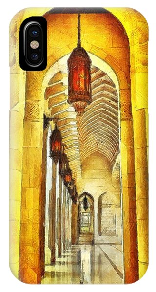 Passageway IPhone Case
