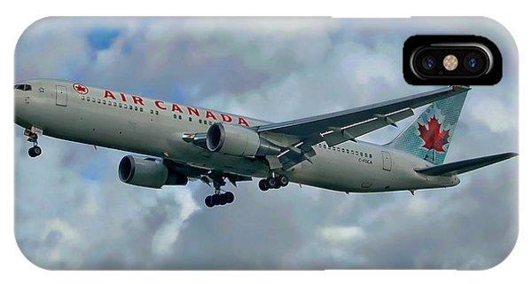Passenger Jet Plane IPhone Case