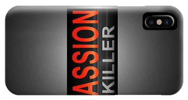 Repulsive iPhone Case - Passion Killer Concept. by Samantha Craddock