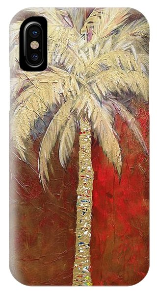Passion Palm IPhone Case