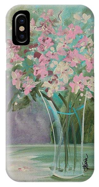 Pastel Blooms IPhone Case