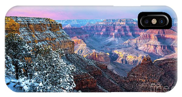 Pastel Canyon IPhone Case
