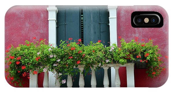 Pastel Colors Of Burano  IPhone Case