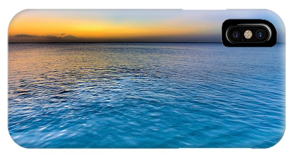 Pastel iPhone Case - Pastel Ocean by Chad Dutson