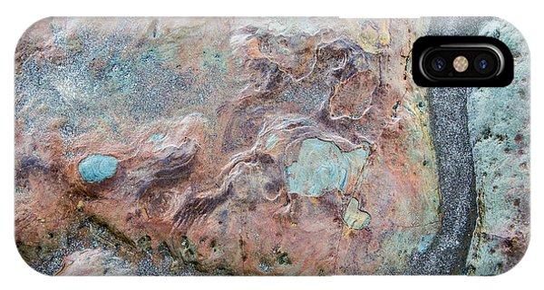 Pastel Rock Patterns IPhone Case